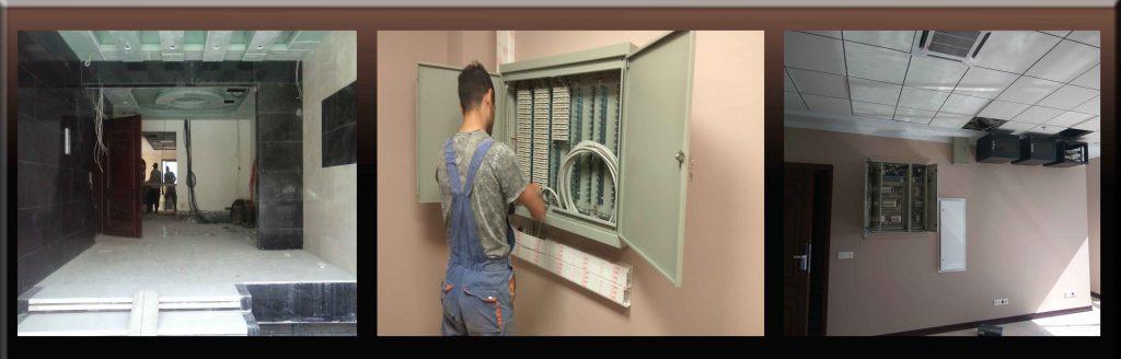 برق ساختمانی