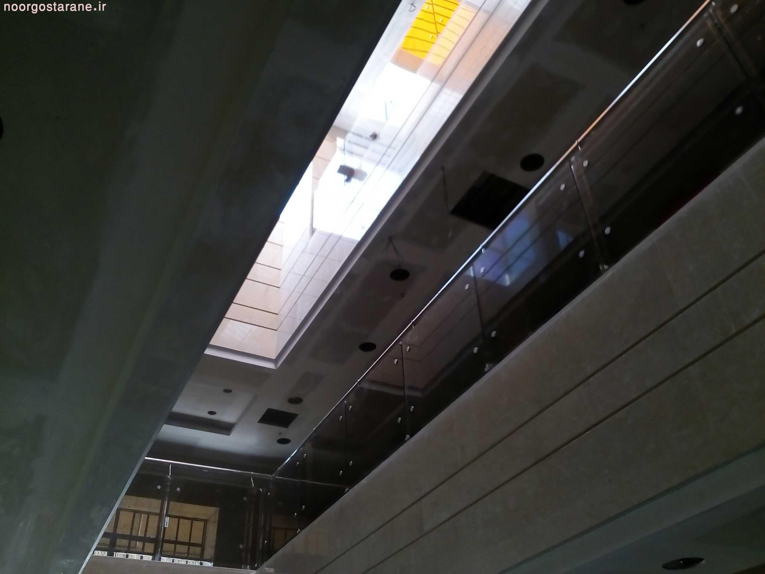 نمونه پروژه برقکاری
